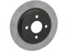 Drag Specialties Rear Brake Rotor