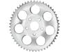Drag Specialties 49T Rear Wheel Sprocket, Chrome