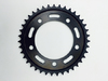 Sunstar Steel Rear Sprocket, 39T