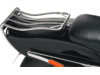 Drag Specialties Bobtail Fender Luggage Rack, Chrome